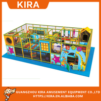 Factory Price Indoor Playground Family Fun Play Center for Kids