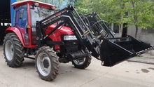 MAP804 80HP farm tractor front end loaders