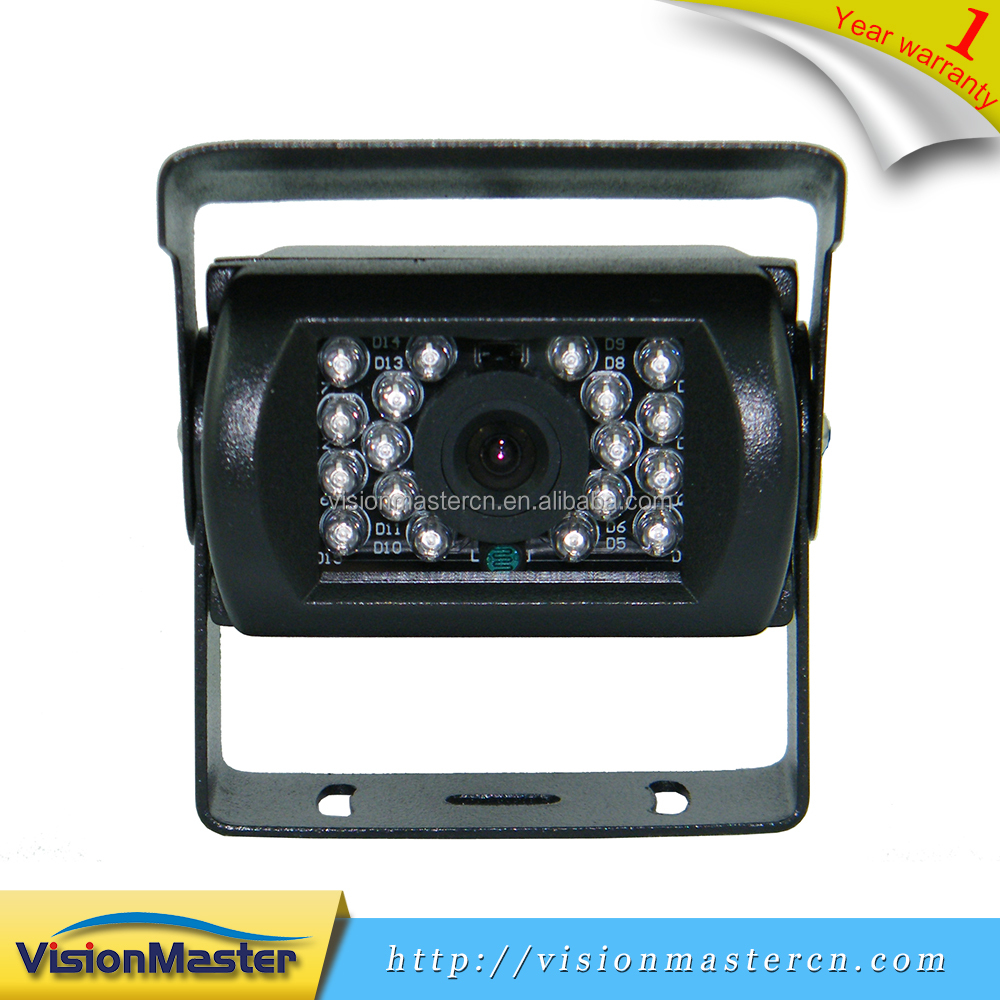 Waterproof wide angle outdoor ip camera
