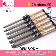 High Quality Titanium Small Hair Curlers For Hair, Automatic Hair Curler