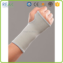 New Design polyamidebamboo Polyester gray 3101 wrist support wrap