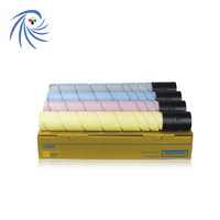 Great Discount Laser Color Toner Cartridge Refillable TN321/220 One Set For Konica Minolta Bizhub C224/284/364/221/281/221S