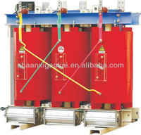 10 kv level SC (B) 9 series resin insulation dry-type transformer