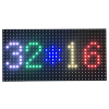 P10 outdoor led display panel waterproof full color screen board outdoor led display module smd3535 320*160mm 32*16 dots