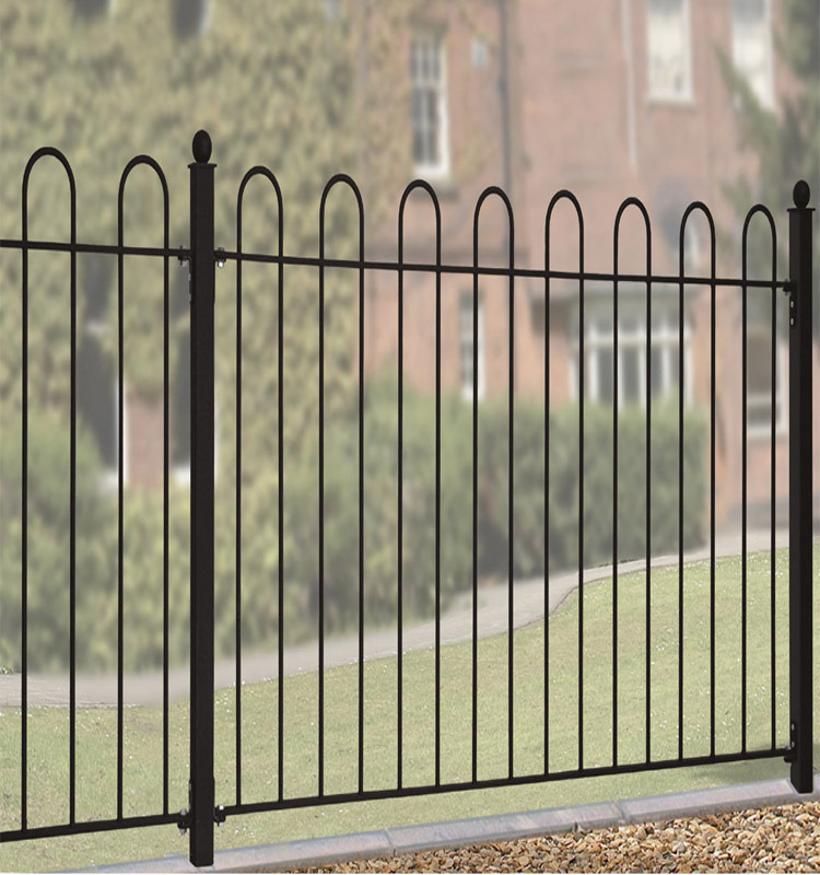 Hot Sale Modern Gates And Iron Fences Design Cheap House