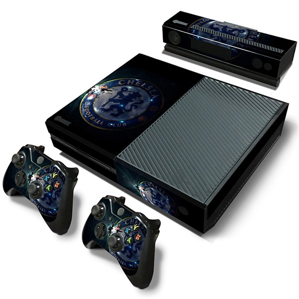 Full set waterproof vinyl decal for Microsoft xbox one skins sticker