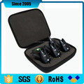 waterproof pu leather cover eva protective tool case