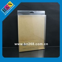 101501 Ipad Mini Case Packaging Box With Kraft Paper Card Insert