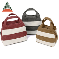 Custom Wholesale Women Casual Canvas Shoulder Tote Bags