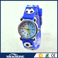 2015 Highly Welcomed 3d watch silicone men,cartoon watch silicone