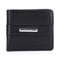 Hot genuine leather man wallets
