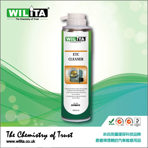 WILITA Air Intake Cleaner System Cleaner
