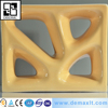 Beauty Mosaic Art Decora film for furniture wall 3d hollow ceramic block