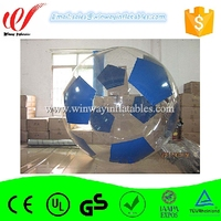 A great variety of models inflatable water rolling ball, water zorb ball WW7023