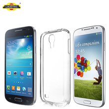 Clear Soft TPU Crystal Slim Anti Slip Case Back Protector Cover Case For Samsung Galaxy S4