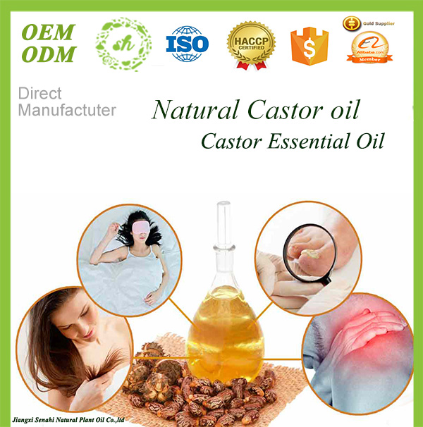 Hair Growth 100% Natural Cold Pressed Bulk Castor Oil For Hair Growth For Buyer