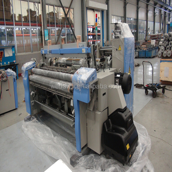 WA810-150cm Air jet looms Plain shedding with double nozzle textile machinery