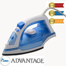 2017 newest high quality electric steam iron with spray burst function