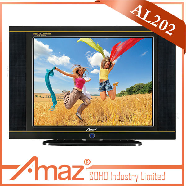 Nigeria 21 inch refurbished black screen crt tv