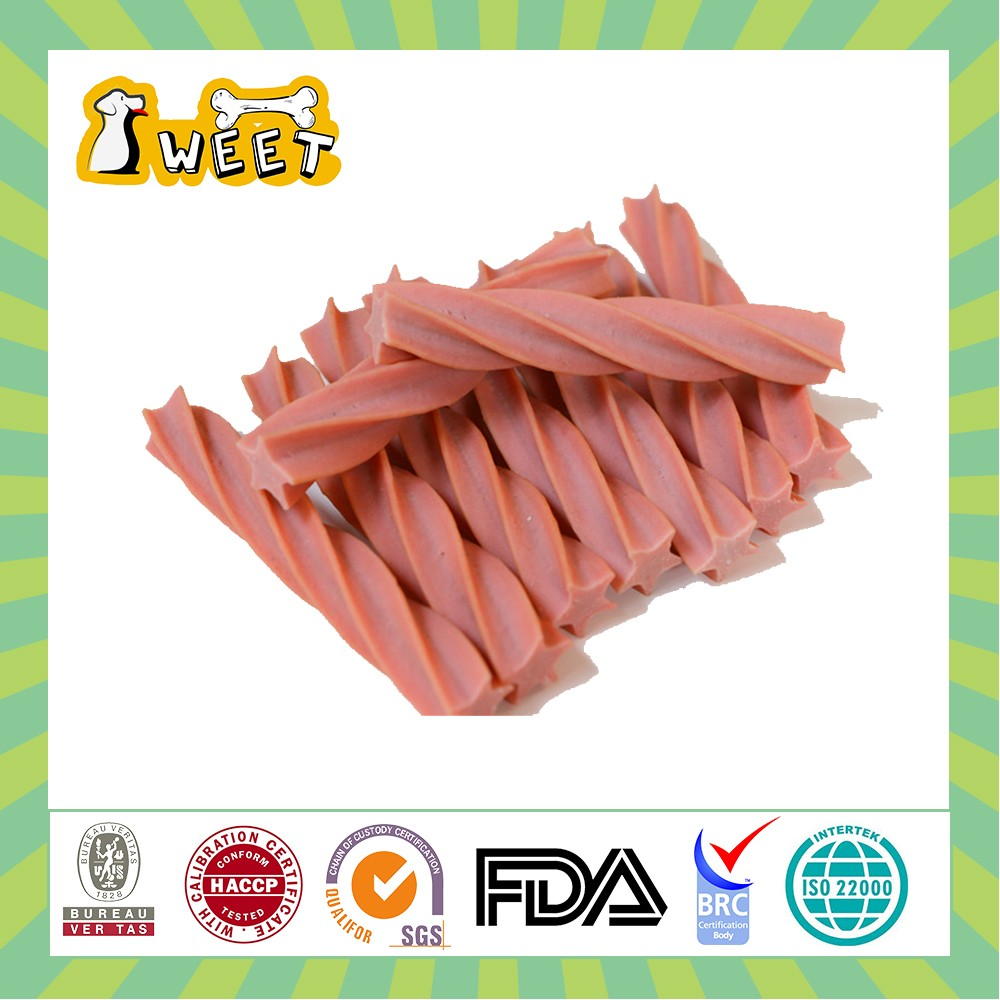 Wholesale Bully Sticks Dog Dental Pet Chew Food Product
