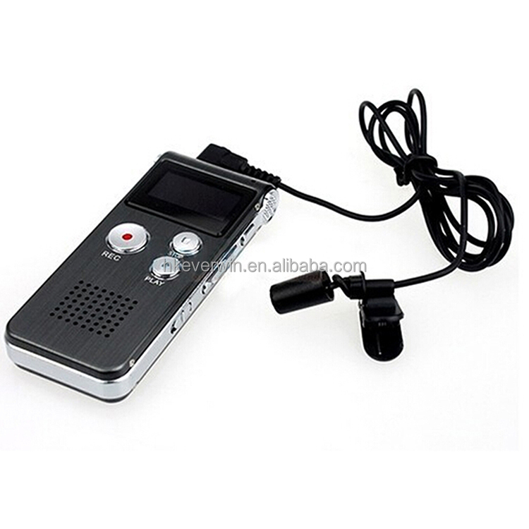 Wholesale Rechargeable Digital hd 4GB Audio Voice Recorder ...