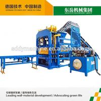 prices of brick making machines with red brick production line qt4-15 dongyue machinery group