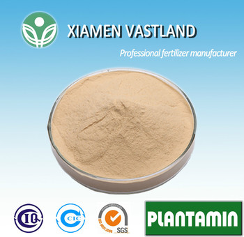 PLANTAMIN-V80 Amino acid powder AA80% fertilizer for agriculture