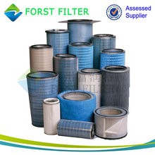 FORST Donaldson Gas Turbine Air Filter Replacement