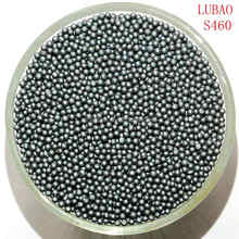 Sand blasting abrasives cast steel shot for sale