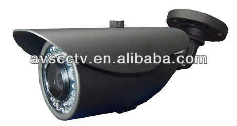 Cheap CCTV 700TVL CMOS/SONY Indoor/Outdoor IR water resistance Bullet Security Camera