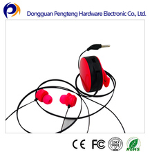 cool funny earphone for micro ear hearing aid