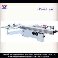 Good quality Wood Machine Panel Sliding Table Saw For Woodworking MJ263Y