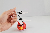 Best The Despicable Me Toys Mini Remote Control RC Helicopter Flying Electronic Toys