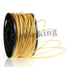1.75mm Gold ABS 3D Printing Materials