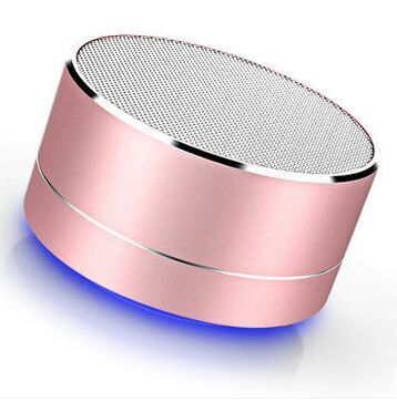 Best price wireless mini speaker with led light,protable wireless speaker