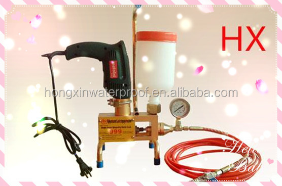 High Pressure Portable Injection Pump HX---999