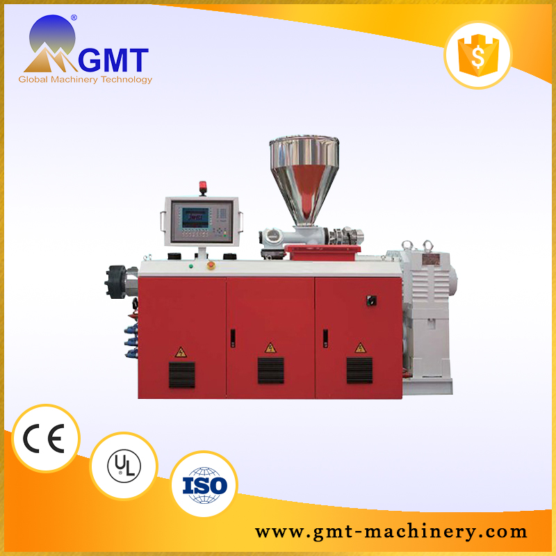 patented strict test second hand plastic extruder machine
