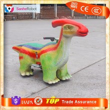 SH-S005 Playground entertainment scooter electric kids ride on animals