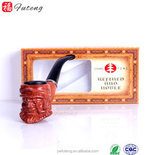 Classic Durabpe le Snuff Wholesale Resin Pipe Cigar Tube Tobacco Smoking Pipe