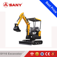 SANY SY16C 1.6t mini crawler china minibagger for Sale
