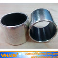 Stainless steel backing DU bushing for Valves SF-1SS s.s SUS304 or SUS316 PTFE coated composite bushing DU Oilless Bush