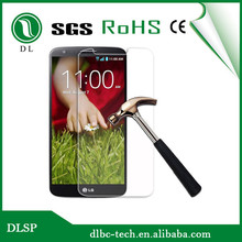 Tempered Glass Screen Protector Film Anti Scratch film for lg g2 cell phone screen protector