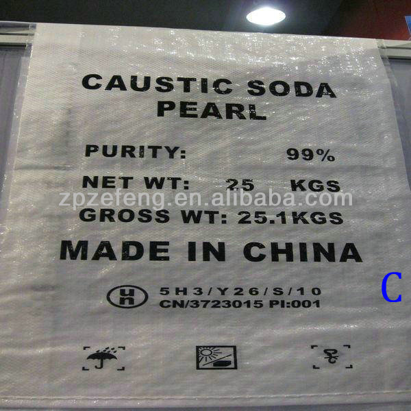 Professional reliable quality Caustic soda 99% factory price
