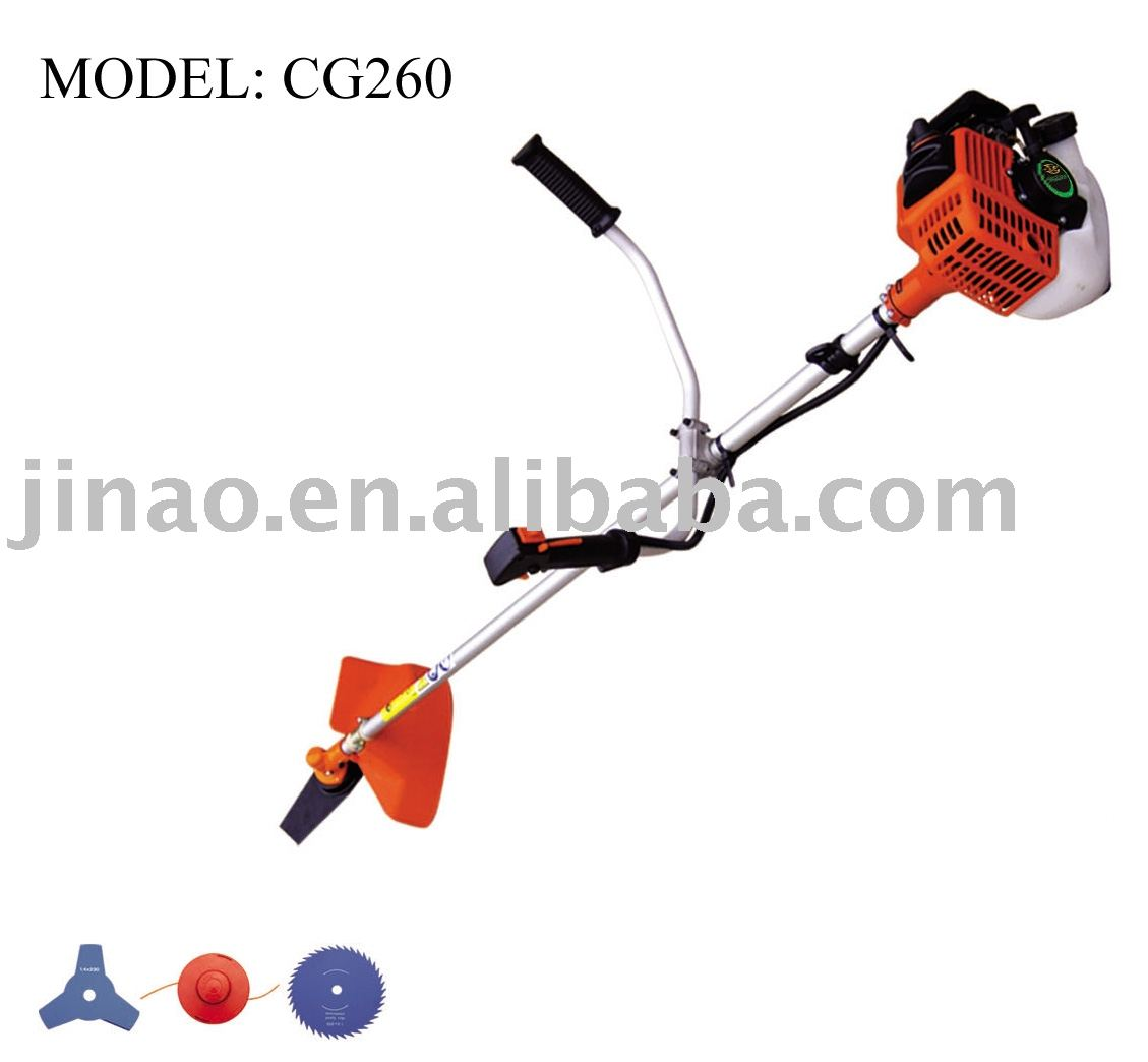 26cc garden brush cutter CG260 with CE