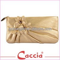 Fashion ladies purse pu leather cosmetic bag