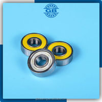 Nylon And Ceramic High Precision 8*22*7mm Skate Bearing