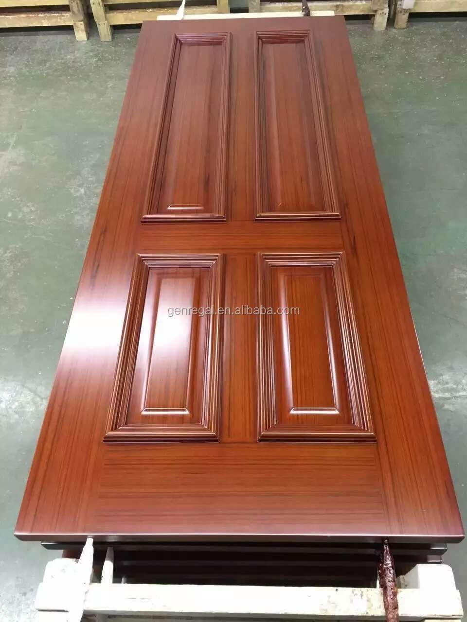 Ce chapa interior pintura colores puertas de madera para for Puertas de madera para dormitorios
