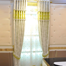 fashion and beauty motorized curtain day and night curtain