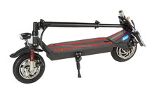 2 wheels adult portable foldable electric scooter with bell