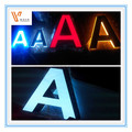 Outdoor hanging letter sign frontlit led channel letter sign acrylic letters for outdoor signs